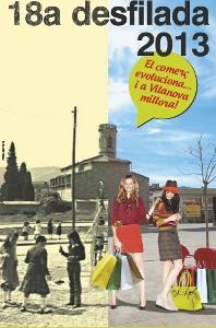 Can Papasseit acollirà el 20 d'abril la Desfilada 2013