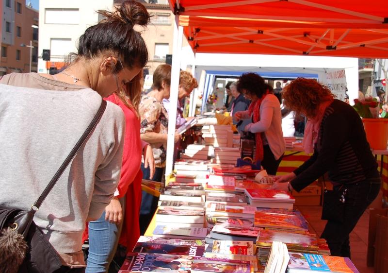 Sant Jordi 2013 – Els més venuts a Vilanova del Camí