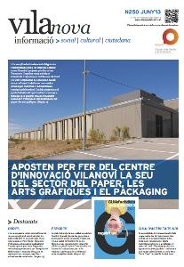 Vilanova Informació – Butlletí n.250 Juny 2013