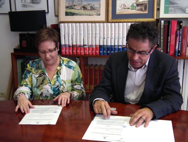 El Mercat renova conveni per continuar fent campanyes de promoció