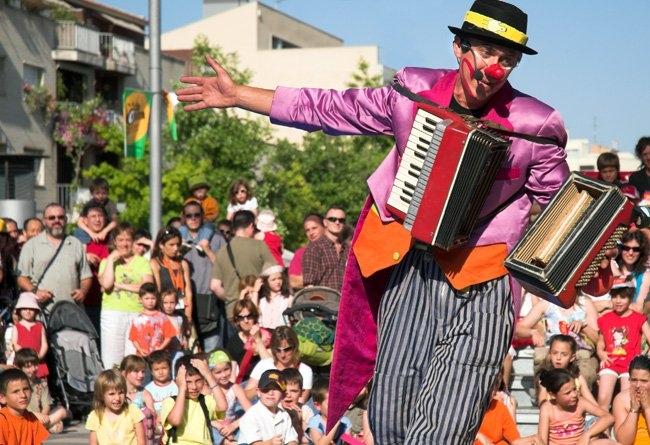 'Viu la Fresca del Circ' obre la carpa a les famílies anoienques a Copons