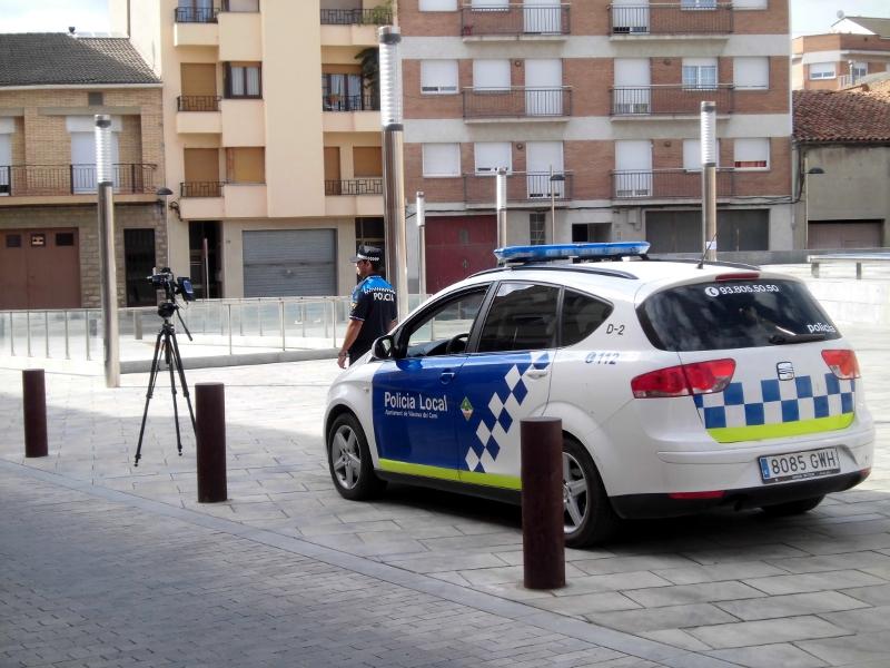 Estiu tranquil a Vilanova del Camí malgrat alguns incidents aïllats