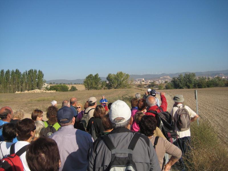 La caminada de Vilanova del Camí per promoure l'exercici físic renova el seu poder de convocatòria