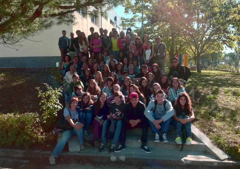 Cinquena trobada Comenius de l'Institut Pla de les Moreres a Portugal