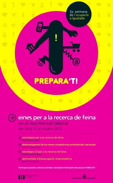Més eines per a la recerca de feina en el segon 'Prepara't' de la UEA