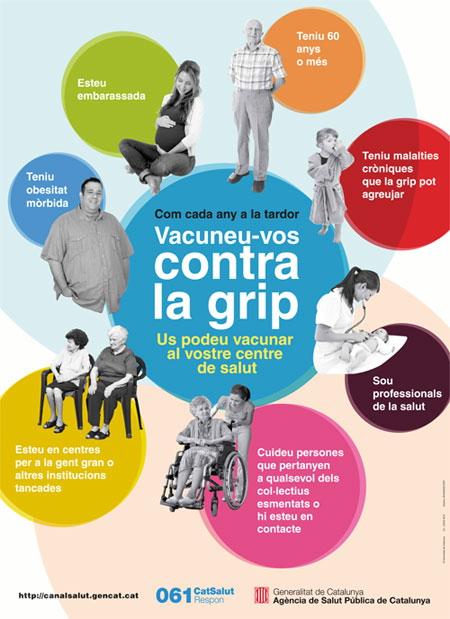 S'inicia la campanya de vacunació antigripal al CAP Vilanova del Camí