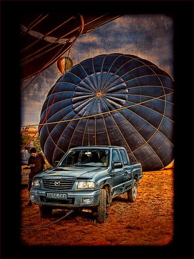 El concurs fotogràfic de l'European Balloon Festival ja té guanyadors