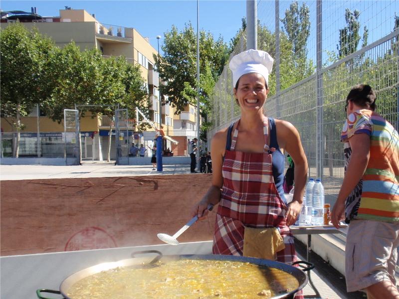 L'Escola de pares i mares del Marta Mata dóna la benvinguda al nou curs