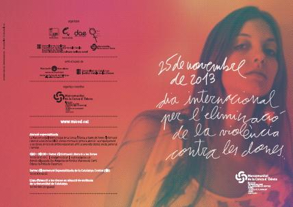 La Micod ja té a punt els actes entorn al Dia Internacional contra la violència masclista