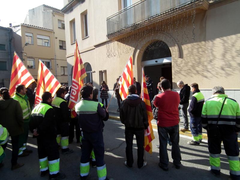 L'Ajuntament vilanoví respon a l'atac de la llei de l'administració local del PP