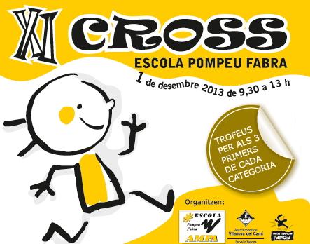 El cros Pompeu Fabra aplega 387 participants i supera la xifra de l'any passat