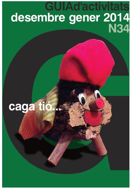 GUIA d'ACTIVITATS n.34 – Desembre 2013 – Gener 2014