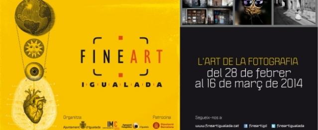 El món de la fotografia torna a centrar l'atenció del FineArt Igualada 2014