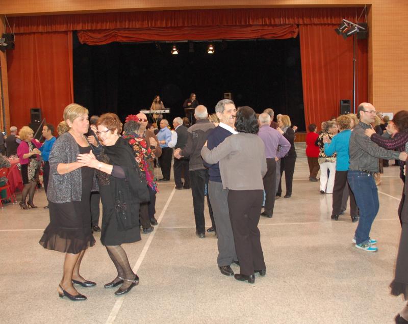 La gent gran farà el ball i el concurs de carnestoltes el primer de març