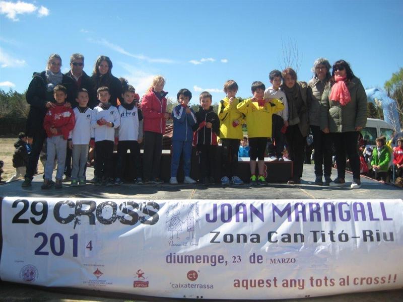 El cros Joan Maragall aplega 279 corredors i tanca la temporada