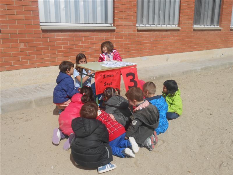 'English day' a l'Escola Pompeu Fabra
