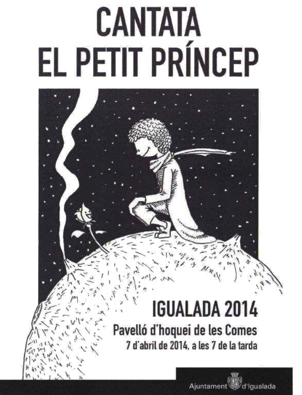 Escolars de Vilanova i Igualada interpreten la cantata 'El Petit Príncep'