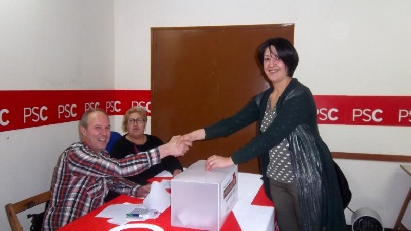Trucharte rep el suport del 69% de la militància del PSC
