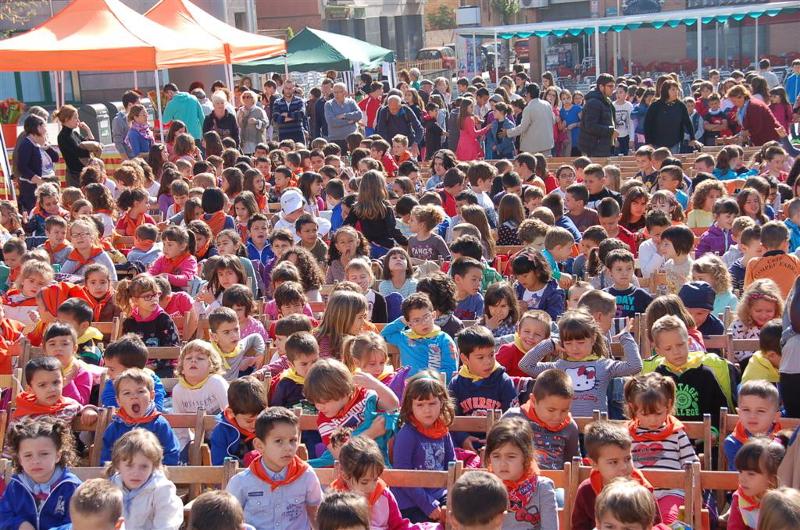 Àlbum Fotogràfic – Sant Jordi 2014