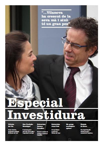 Especial Investidura – Vilanova Informació