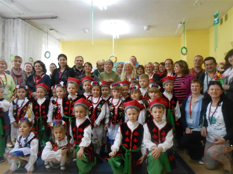 L'Escola Marta Mata participa de la 4a trobada Comènius a Polònia