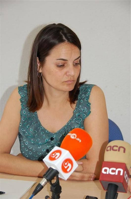 Vanesa González reclama un canvi en el PSC i es planteja la seva continuïtat en la política local