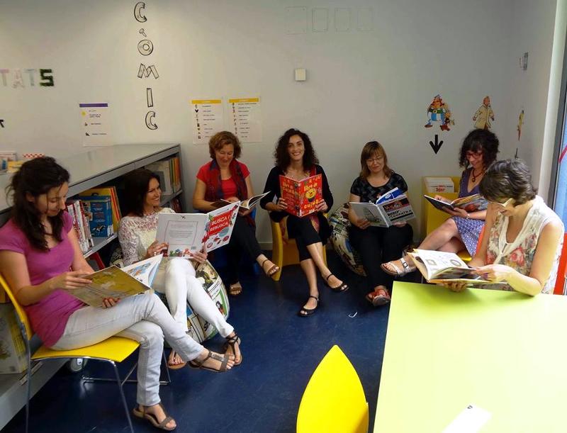 Es crea 'Anoiets' per fomentar la lectura infantil a les biblioteques