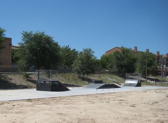 Es completa la zona de lleure Les Moreres amb un gimnàs a l'aire lliure