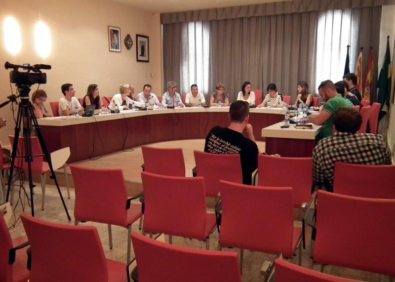 Crònica del Ple: Acords de Ple aprovats per unanimitat