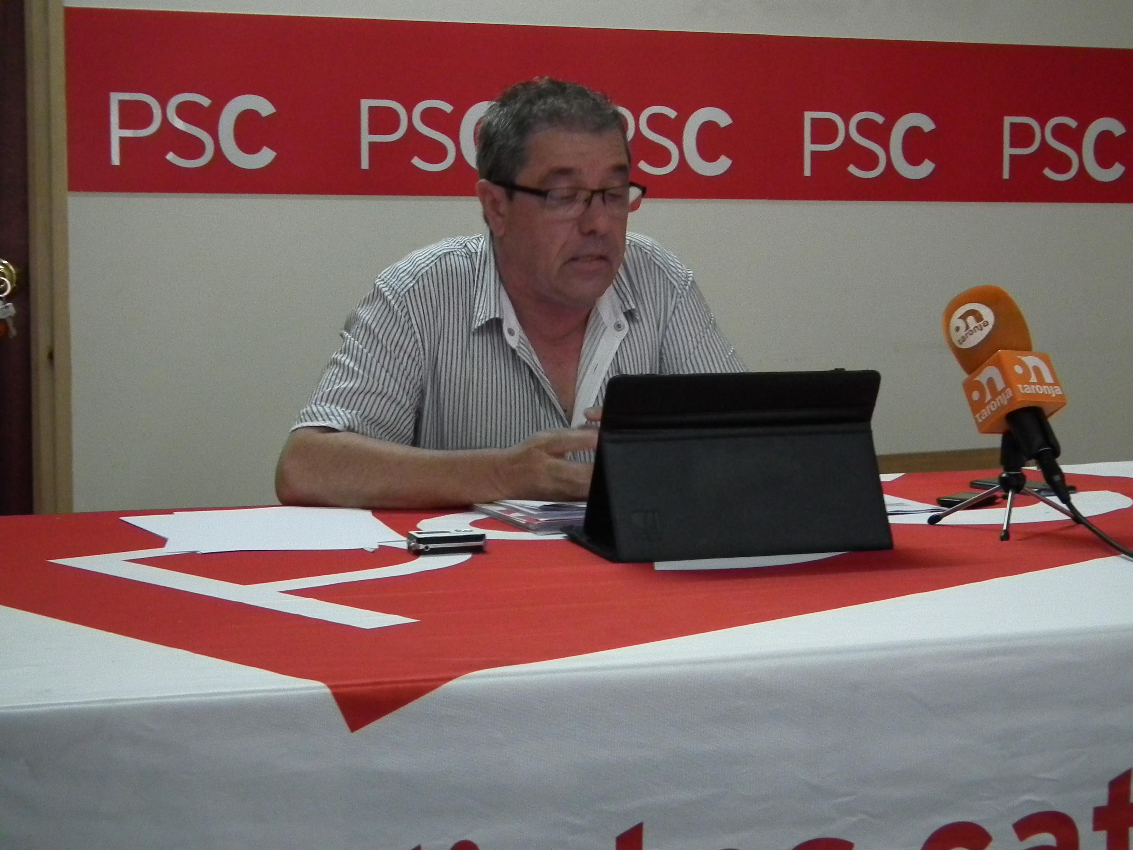 El PSC Vilanova del Camí afirma que Vanesa González no els representa