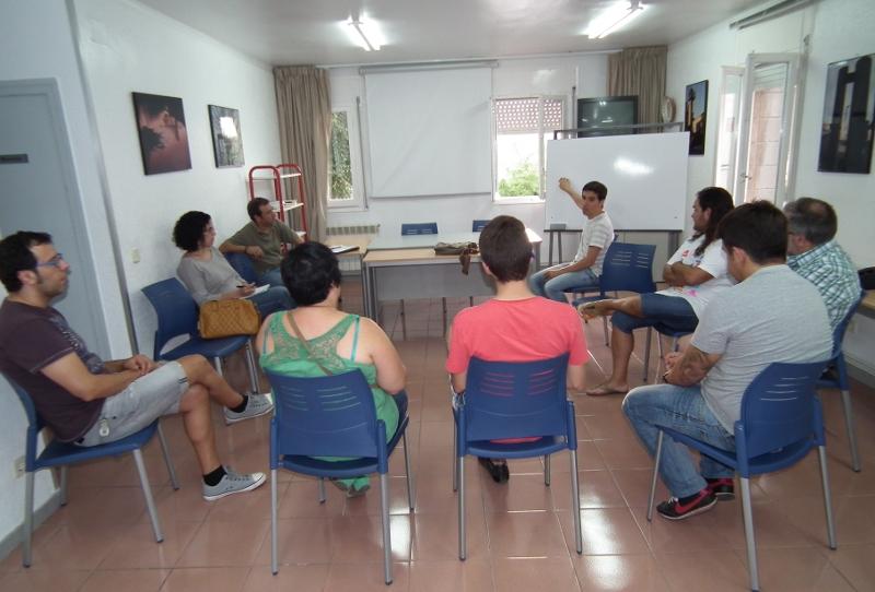 Som Vilanova inicia la ronda de contactes amb els grups municipals