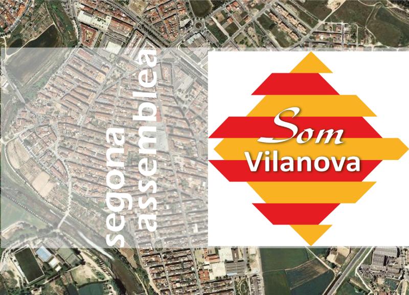 Segona assemblea de Som Vilanova, aquest dijous