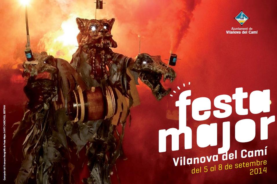 Aquest cap de setmana, festa grossa a Vilanova del Camí