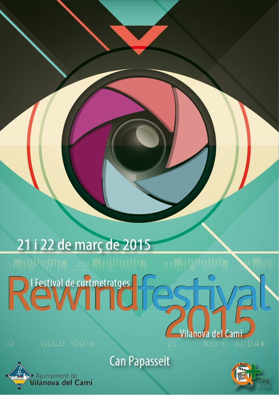 Rewind Festival 2015 Vídeo promocional