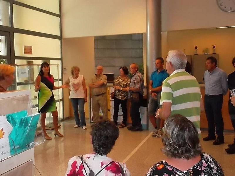 Àlbum Fotogràfic – 'Comerç als barris 2014′ a Vilanova del Camí
