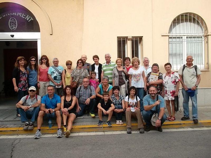 Una visita turística i cultural tanca la campanya 'Comerç als barris'