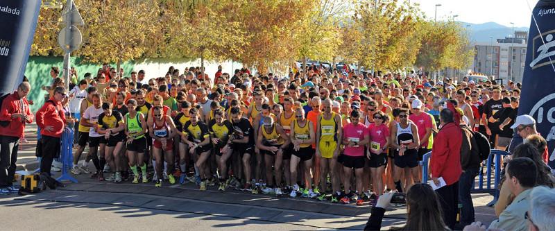 La Mitja Marató d'Igualada passarà també per Vilanova del Camí