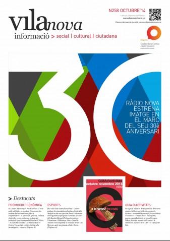 Butlletí Vilanova Informació n.258 – Octubre 2014