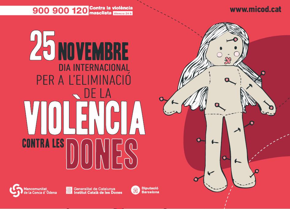 "La MICOD difon la campanya ""No ho consentis"" en contra de la violència masclista"