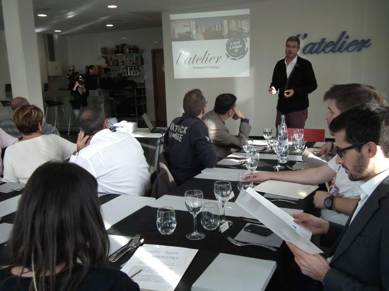 Un restaurant pedagògic pioner on el client decideix el preu