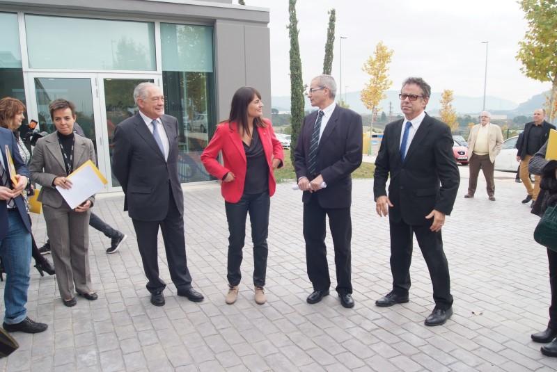 Vilanova ofereix el Centre d'Innovació Anoia a la comarca