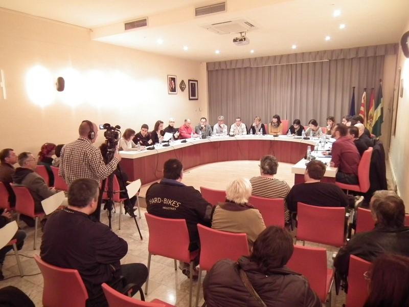 televisiovilanova.cat – Ple Ordinari 10 novembre 2014