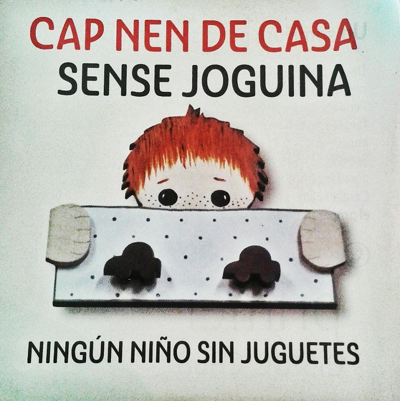 """PxCatalunya inicia la campanya """"Cap nen de casa sense joguina"""""""