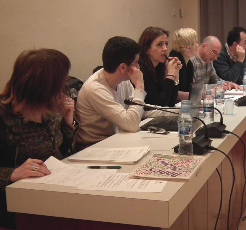 Crònica del Ple – ICV, ERC i PP dónen suport al govern de PSC, CiU i Marta Trullols