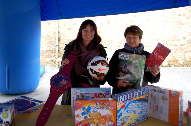 Creu Roja Anoia agraeix la col•laboració en les campanyes de joguines