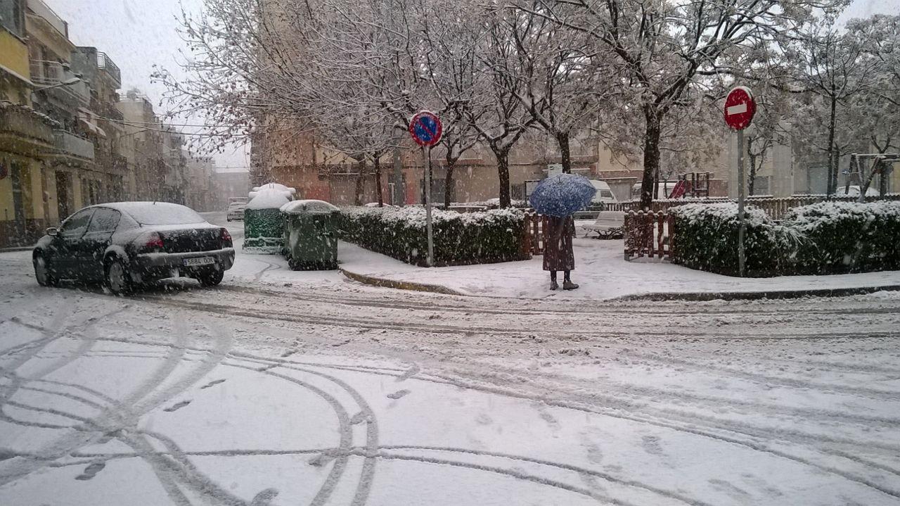 AVÍS – L'Ajuntament vilanoví edita un ban en previsió de possibles nevades