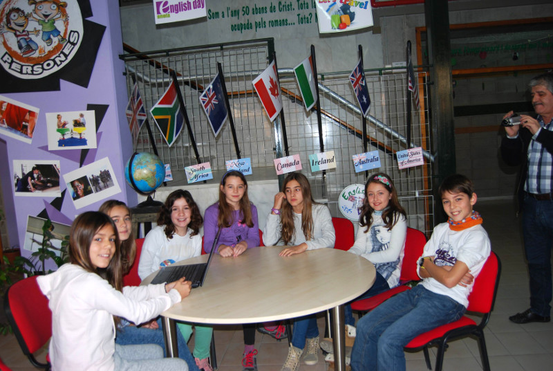 L'Escola Pompeu Fabra presentarà el IV English Day de l'Anoia