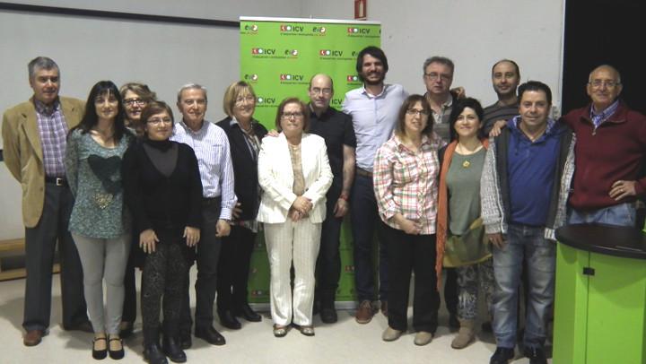 Rodríguez, l'alcaldable d'ICV-EUiA, prioritza un pla de rescat social