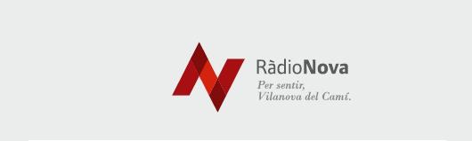 AVÍS – Interrupció de l'emissió de Ràdio Nova per solucionar una avaria