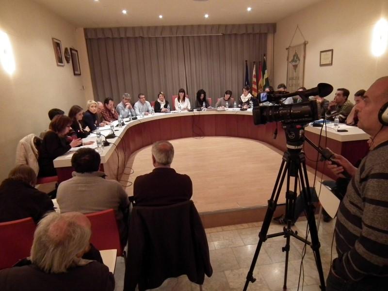 televisiovilanova.cat – Ple municipal Ordinari 9 març 2015